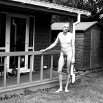 Naturist at Spielplatz naturist colomy
