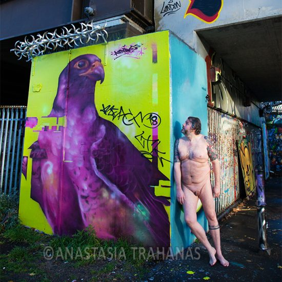 nude-photography; urban photography