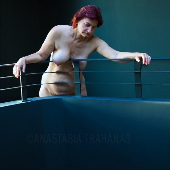 Self Portrait of photographer Anastasia
